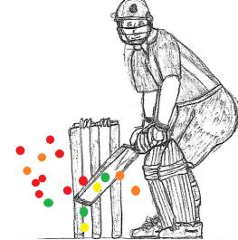 katie batting