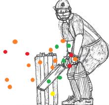 shankar batting