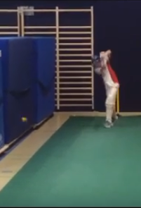 charlie cover drive